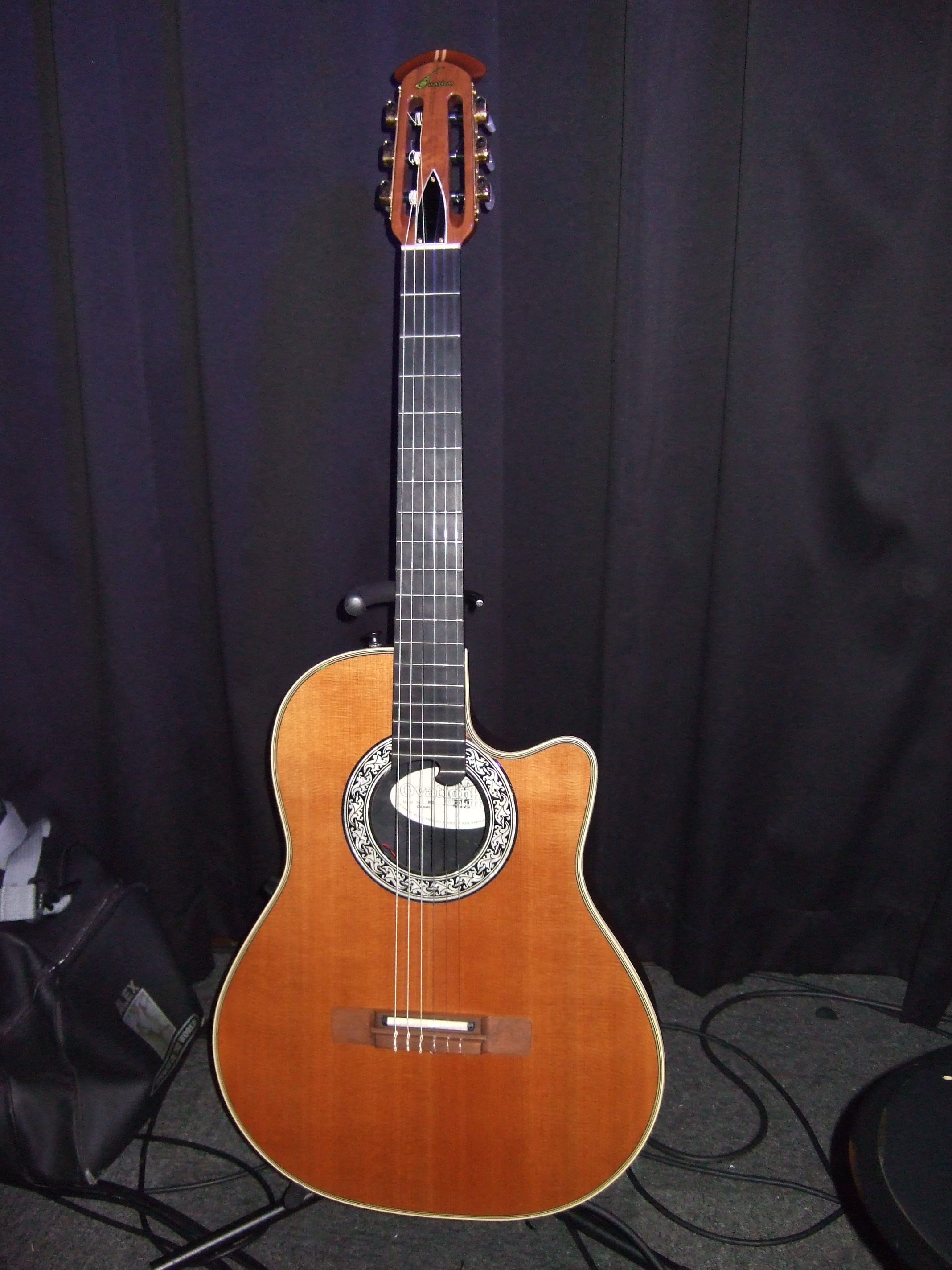 Ovation Electric Nylon Acoustic
